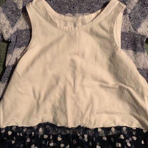 Pippa & Julie Shirts & Tops - Girl's 2 piece top